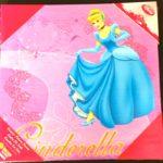 Cinderella in Blue Gown