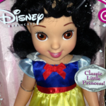 Disney Princess Snow White Doll Closeup Smaller