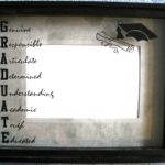 Graduate Frame with Cap and Diploma - Email Large