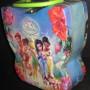 Disney Fairies Puzzle Tin Case Side