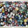 Marbles Collection Jigsaw Puzzle Framed