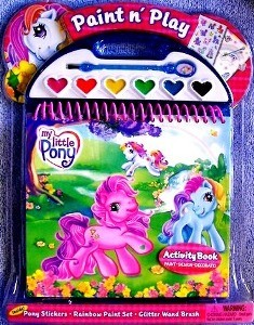 My Little Pony - Paint N' Play - Email Large