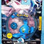 Pokemon Manaphy Series I Figure - Front View IV