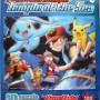 Pokemon Puzzle - Ash Fingers Spread