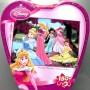 Princesses Puzzle Heart Case I