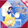 Snow White Decorative Wall Art Canvas