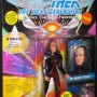 Star Trek Next Generation - Ambassador K'Ehleyr - Left