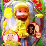 Lemon Meringue doll from Strawberry Shortcake collection.
