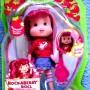 Rockaberry Roll Doll Hot Pink Guitar