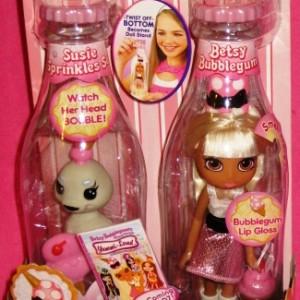 Betsy Bubblegum Ice-Cream Pop Doll
