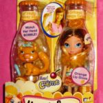 Oriana Orange Doll Plus Bobble-Head Pet