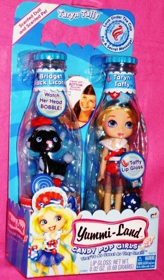 Yummi-Land Dolls – Taryn Taffy Plus Pet Poodle ...