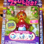 Zooble - Special Edition Fuzzy #111