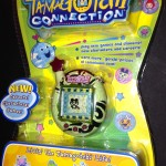 Tamagotchi Connection Virtual Pet Egg