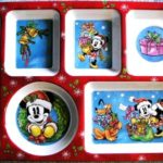 Mickey Mouse Pluto Minnie Mouse Tray