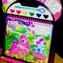 My Little Pony Paint N Play Activity Book Left