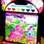 My Little Pony Paint N Play Activity Book Left II