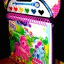 My Little Pony Paint N Play Activity Book Page View