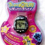 Tamagotchi Music Star Techno Sound Egg