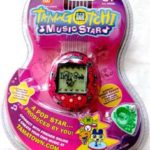 Rising Star Pink Tamagotchi Music Star