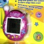 Tamagotchi Pink with Flowery Puzzle Shapes