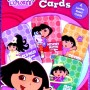 Kidz Cards Dora the Explorer in Red Tin