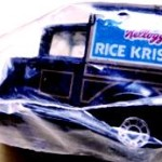 Rice Krispies Truck