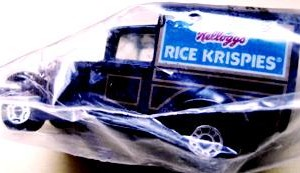 Rice Krispies Truck