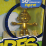 Smurfs Gold 50th Anniversary Statue Image