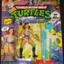 Ninja Turtle April Newscaster in Cheetah Leotard