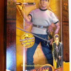 Indiana Jones Action Figure Mutt Williams