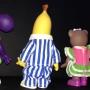 Bananas N Pajamas Lined Up Back Slant II