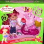 Strawberry Shortcake Berry Sweet Scooter Doll Custard Box Top View