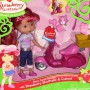 Strawberry Shortcake Berry Sweet Scooter Doll Custard Front View