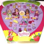 Strawberry Shortcake Dolls Play Set