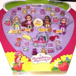 Strawberry Shortcake Dolls Play Set