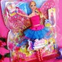 Winged Barbie Doll Pink & Blue Outfit