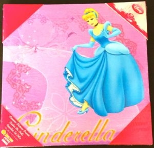 Cinderella in Blue Gown