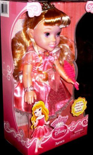 Disney's Princess Aurora Doll