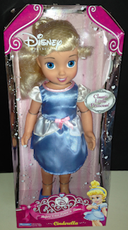 Princess Cinderella Doll