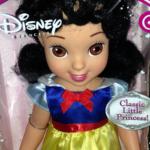 Disney Princess Snow White Doll Closeup Smaller