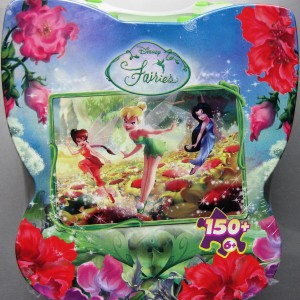 Tinker Bell Fairies in Meadow Puzzle