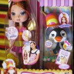 Renee Rainbow Ripple Doll Plus Pet