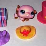 LPS Littlest Pet Shop Hamster/Gerbil