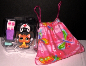 Littlest Pet Shop Nurse #1691