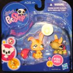 LPS Pets Rabbit and Turtle Two Pack