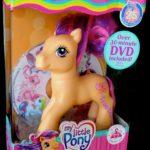My Little Pony Scootaloo Plus DVD Left View