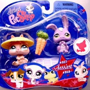 LPS Rabbits Sassiest