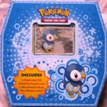 Blue Penguin Puplip Pokemon Booster Packs