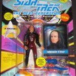 Ambassador K'Ehleyr Star Trek Figure